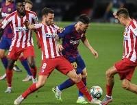 Barça vs. Atlético: Los onces que perfilan Koeman y Simeone