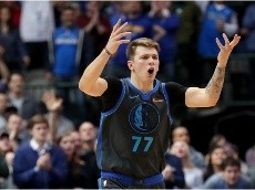 Luka Doncic vows to stop whining after every single play