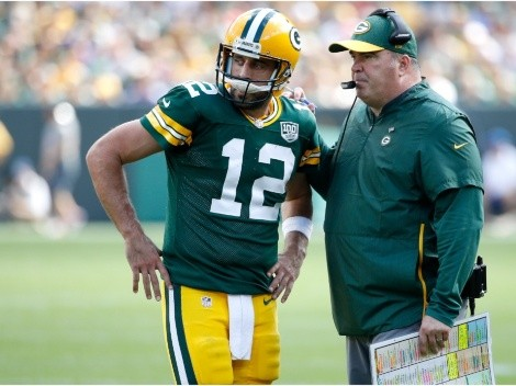 Mike McCarthy weighs in on the Aaron Rodgers saga