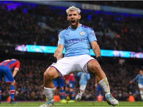 Sergio 'Kun' Aguero getting close to Barcelona after Manchester City exit