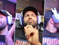 """Video: Agüero enganchó a su novia hablando con otro y se puso en """"modo toxi"""""""