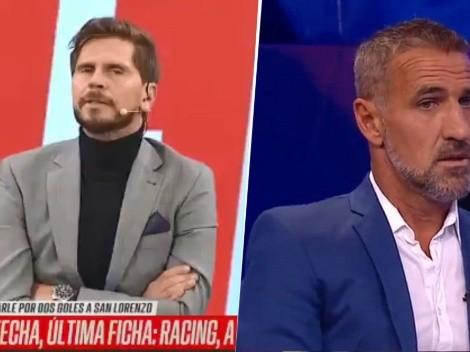 """Vignolo destruyó a Cascini en 10 segundos: """"No tuvo fuerzas ni para eso"""""""