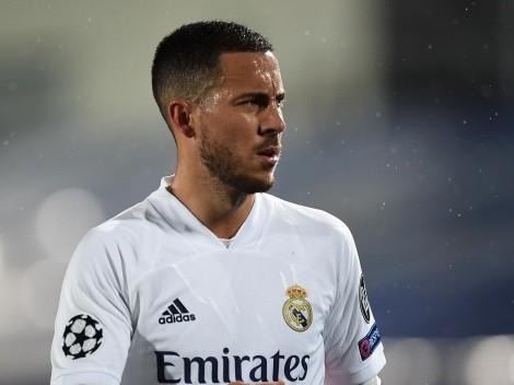 Real Madrid decide 'se livrar' de Hazard