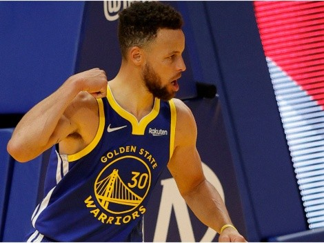 La baja que coloca a Golden State Warriors en el play-in
