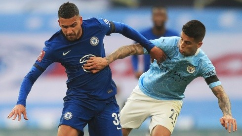 Manchester City and Chelsea face off in a Premier League derby today