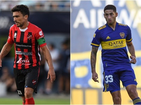 Boca Juniors visit Patronato before the beginning of the Copa de la Liga knockout stage