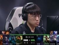 RNG vuelve a dominar a Unicorns en el MSI 2021 de League of Legends