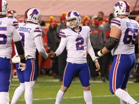 Buffalo Bills quiere cortar a jugadores no vacunados: NFL los advierte
