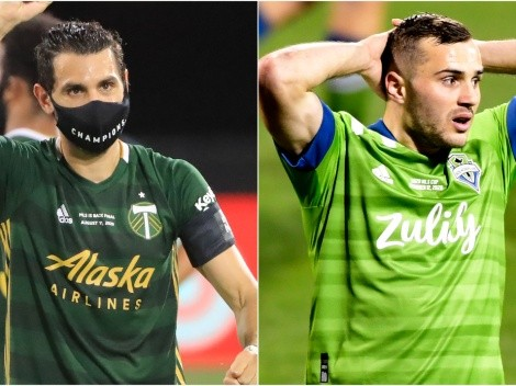 Portland Timbers come against Seattle Sounders in MLS Week 4