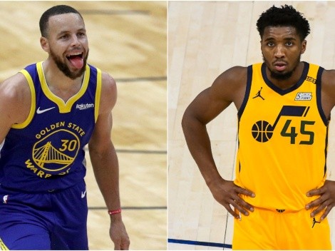 Golden State Warriors and Utah Jazz meet for the third time in the NBA 2020/21 season