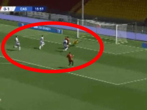 Lapa Lapa Gol: Gianluca Lapadula apareció con golazo en la Serie A