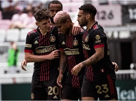 Josef Martínez sacudió las redes nuevamente con Atlanta United