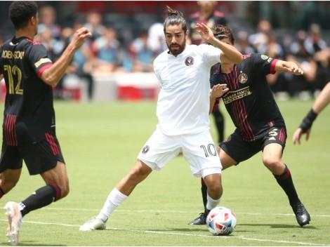 Inter Miami no pasó del empate ante Atlanta United y Josef en su reencuentro con el gol