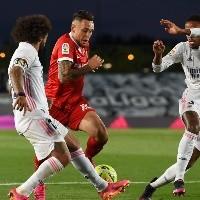 Real Madrid y Sevilla empataron en un partidazo: no le sirvió a ninguno