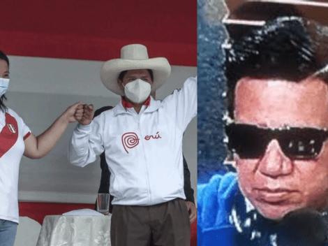 """Le tengo un odio a Keiko Fujimori"": Silvio Valencia votará por Pedro Castillo"