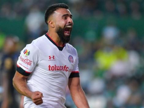 Toluca venció a León y jugará frente a Cruz Azul en Liguilla