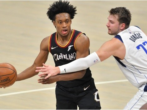 Luka Doncic speaks up on his ejection for punching Collin Sexton