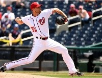 Imponente récord de Max Scherzer lo sitúa al lado de cuatro grandes de la MLB