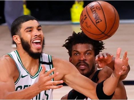 Celtics and Heat re-match at the TD Garden
