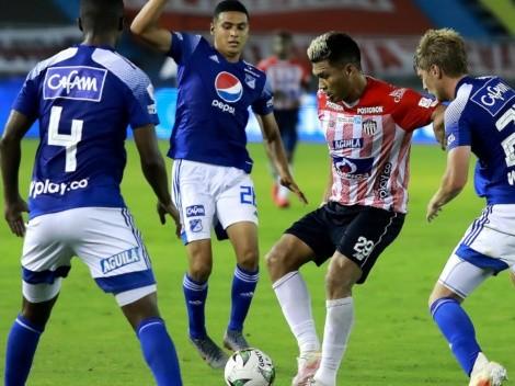 ¿La serie entre Millonarios y Junior de la Liga se va a jugar fuera de Colombia?