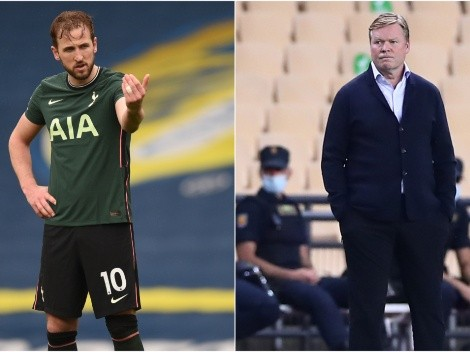Report: Harry Kane eager to join Barcelona, but the Cules target another star
