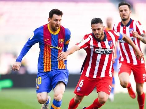 La Liga 2020/21 standings after Matchday 35