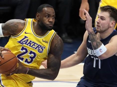 Los cinco rivales más fáciles para Los Angeles Lakers en los Playoffs NBA 2021