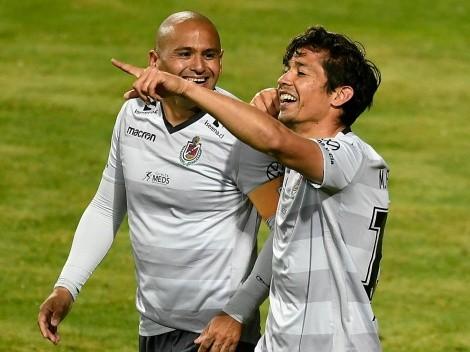 Los cariñosos mensajes de Mati Fernández y Vidal para Chupete Suazo por su cumpleaños