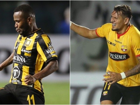 Barcelona SC visit The Strongest aiming to get closer to the Copa Libertadores Round of 16