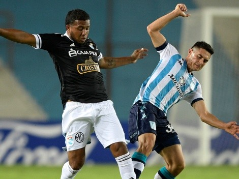 Sporting Cristal and Racing face off in Matchday 4 of the Copa Libertadores 2021