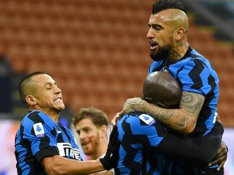 Alexis y Vidal, ¿Fuera del Inter por la crisis económica?