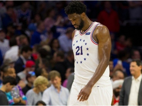 Joel Embiid admits he wouldn't be in the NBA if it wasn't for Kobe Bryant