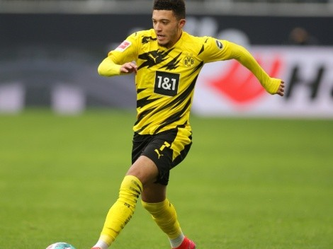Report: Jadon Sancho to leave Borussia Dortmund, two Premier League teams are looking to sign him