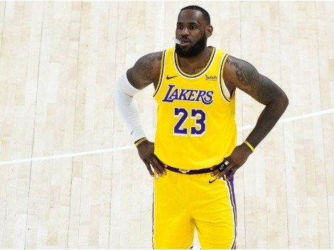 This is how LeBron and the Lakers can avoid the play-in tournament
