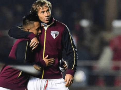 """""""No mantuvo la constancia"""": Diego Lugano ex compañero de Christian Cueva pegó fuerte"""