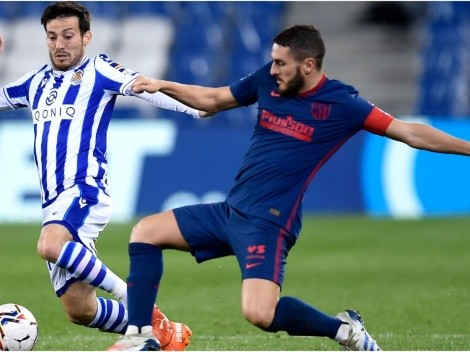 Atletico de Madrid host Real Sociedad today at the Wanda Metropolitano in a must-win game