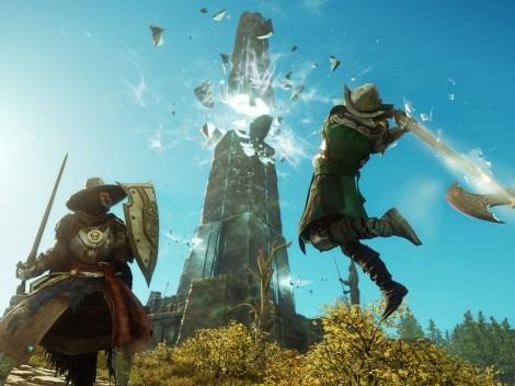 New World, de Amazon Games, se deja ver en un nuevo trailer