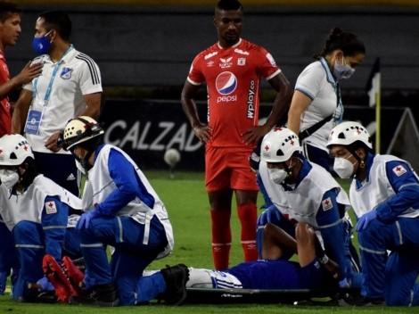 ¿Fue tan grave? Alberto Gamero se pronunció acerca de la lesión de Kliver Moreno