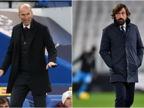Juventus target Zinedine Zidane amid rumors of him stepping away from Real Madrid
