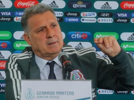 Tata Martino coqueteó con otra Selección antes que con México