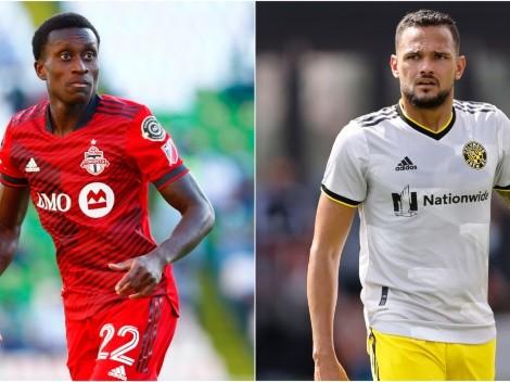 Toronto FC host Columbus Crew today seeking first win in MLS 2021