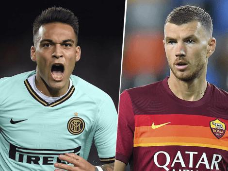EN VIVO: Inter vs Roma por la Serie A