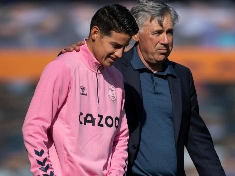 Everton quiere otro 'panita': ofertó por un jugador de la Selección Colombia