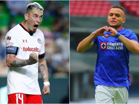 Toluca and Cruz Azul clash today in first leg of 2021 Liga MX Playoffs quarterfinals