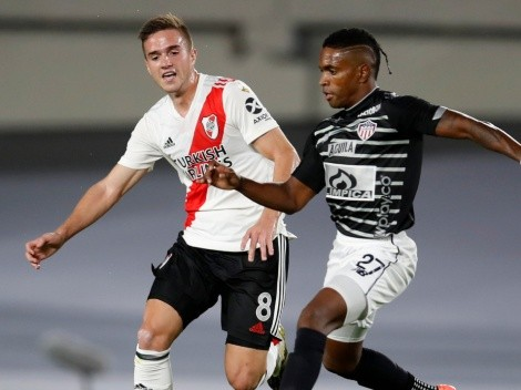 Junior and River Plate clash today in Matchday 4 of the Copa Libertadores 2021