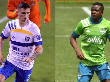 Earthquakes and Sounders face off today with 2021 MLS Western Conference lead on the line