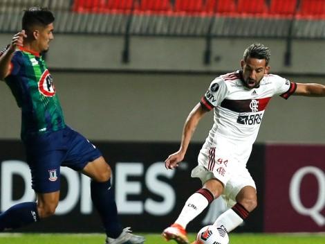 La Calera rescata un punto ante el poderoso Flamengo