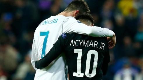 """Neymar: """"Quiero jugar con Cristiano"""""""