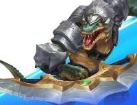 Renekton llega a Wild Rift ¡nuevo Duelo de Némesis con Nasus!