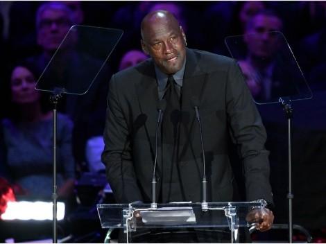Michael Jordan reveals his final conversation with Kobe Bryant